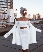 all white 4